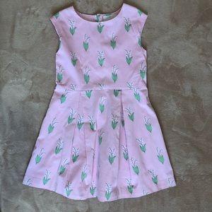 Jacadi dress - girls size 10 - mint condition
